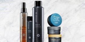 Hårprodukter fra HH Simonsen hair wax, hair spray,